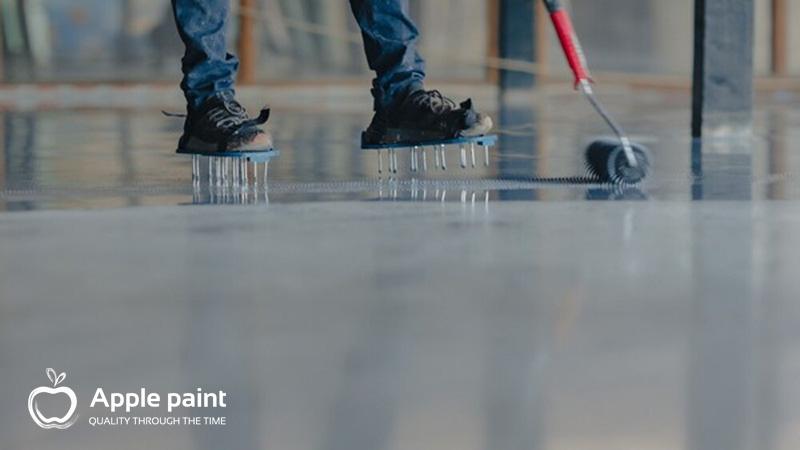 Apple Paint cung cấp và thi công sơn epoxy