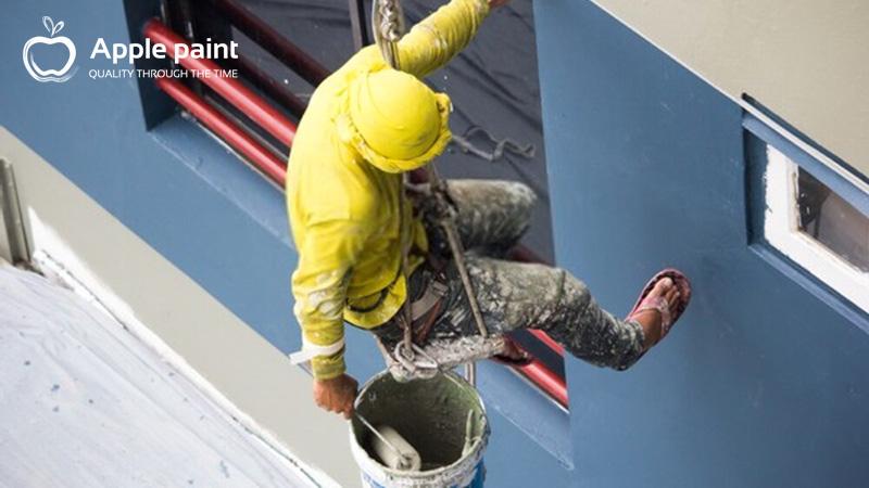 Apple Paint cung cấp và thi công sơn nội ngoại thất