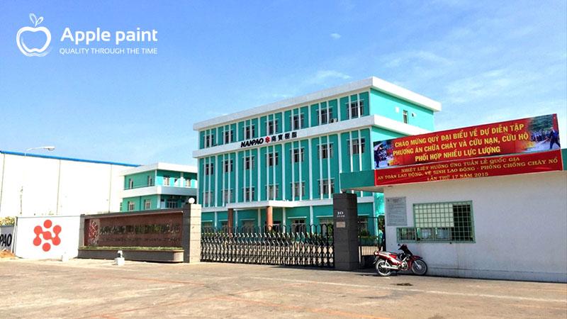 Công ty TNHH Nanpao Resins Việt Nam