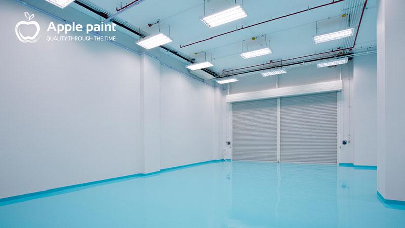 Apple Paint chuyên gia công sơn nội ngoại thất và sơn sàn Epoxy tại Bình Dương