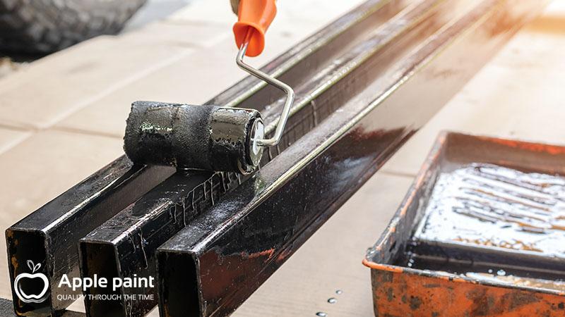 Sơn Alkyd Apple paint chất lượng bền đẹp