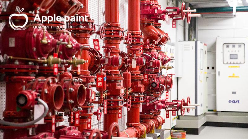 Ứng dụng của sơn chịu nhiệt trong công nghiệp