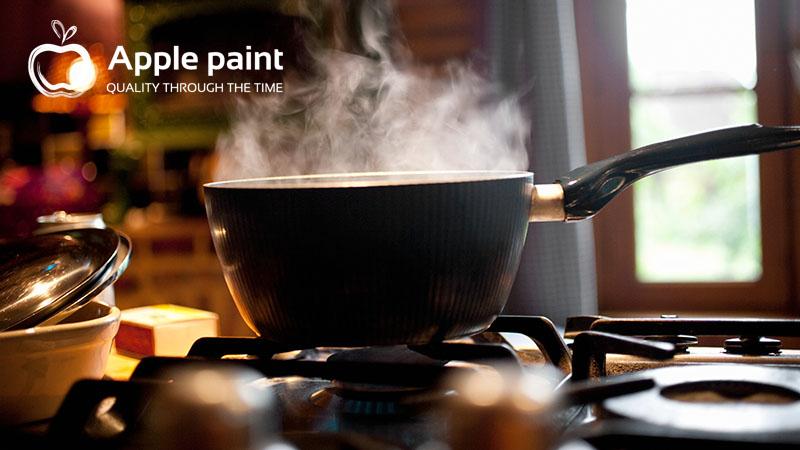 Ứng dụng của sơn chịu nhiệt trong gia dụng