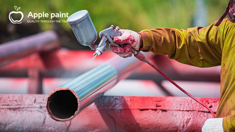 Có thể thấy tác dụng của sơn sắt thép rất hữu ích trong đời sống của chúng ta