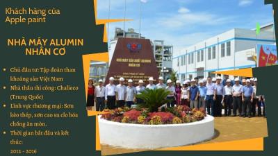 Nhà máy Alumin Nhân Cơ