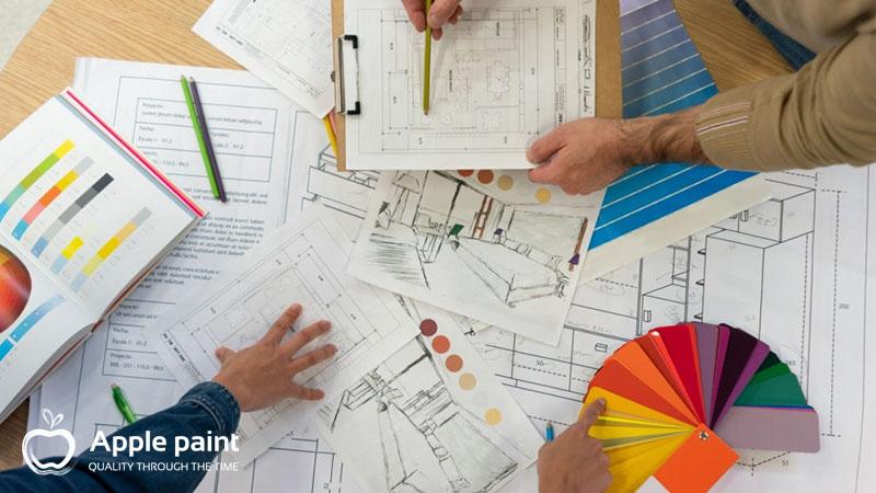 Tư vấn lựa chọn loại sơn phù hợp cho từng công trình miễn phí